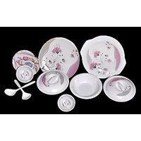 Choice 32 Pcs Melamine Dinner Set Le-Ch-006