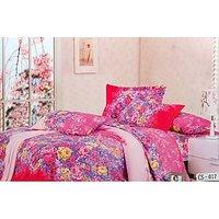 Surprise Double Bedsheet With Pillow Covers Le-Cs-017