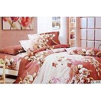 Surprise Double Bedsheet With Pillow Covers Le-Cs-018