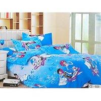Surprise Double Bedsheet With Pillow Covers Le-Cs-023