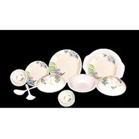 My Kitchen 32 Pcs Melamine Dinner Set Le- MYK-005 - Suitcase Packing