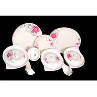 Lifestyle 40 Pcs Melamine Dinner Set Le-Pg-005