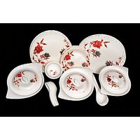 Lifestyle 40 Pcs Melamine Dinner Set Le-Pg-009
