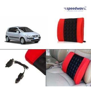 speedwav car seat vibrating massage cushion r b hyundai getz at best prices shopclues online. Black Bedroom Furniture Sets. Home Design Ideas