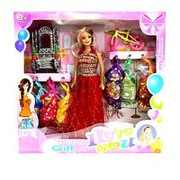 Kritika's LOVE YOU Stylist Fashion Doll