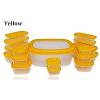 Set Of 17 Pc Food Storage Container Set