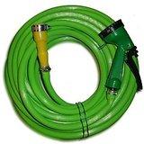 Premium Quality Branded High Pressure Multipurpose Water Spray Gun,water Hose, Vehicle Cleaning Garden Hose,garden Irrigation,Car Wash,pet Bath-10mtr