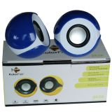 KolorFish S620 Usb Speakers - Blue