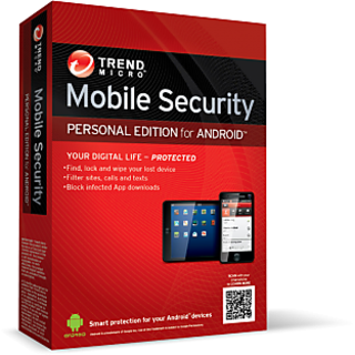 Trend Micro Mobile Security Personal Edition For Android