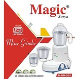 MAGIC MIXER GRINDER (MAHADEV) 3 JAR