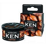 Areon Ken Car,Home,office Air Freshener Coffee