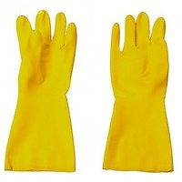 Hand Gloves Kitchen Household Protector Kitchen Hand Gloves Household Gloves  Latex Gloves - 989144