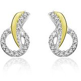Sparkles Beautiful 18Kt Gold & Diamond Earrings Design  (19)