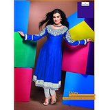 Magical Royal Blue Kurti / Kurta
