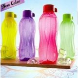 TUPPERWARE ROUND WATER BOTTLE  1 LTR 1000 ML (1PC)