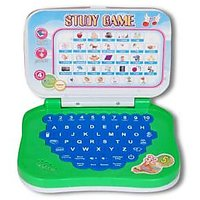 Homeshopeez Kids English Learning Mini Laptop