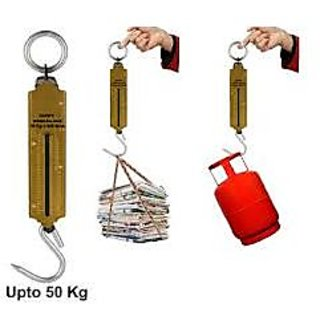 Handy Suspension Weighing Scale Machine   Upto 50 Kg Capacity available at ShopClues for Rs.150