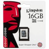Kingston 16 Gb Micro Sd Card New With Vat Bill