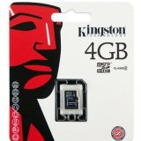 Kingston 4gb Micro Sd Card New With Vat Bill