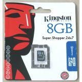 Kingston 8 Gb Micro Sd Card New With Vat Bill