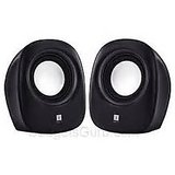 IBall SoundWave 2 Computer Multimedia 2.0 USB Speaker - Black