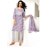 Deeptex Vol 18 Dress Material Cotton Designer Prints Unstitched Salwar Kameez Suit D.No 1841