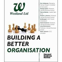 Harvard Business Review - Building A Better Organisation DVD Video