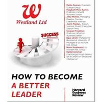 Harvard Business Review - How To Become A Better Leader DVD Video
