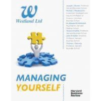 Harvard Business Review - Managing Yourself DVD Video