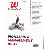Harvard Business Review - Pioneering Management Ideas DVD Video