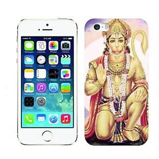 Trilmil Premium Design Back Cover Case for Apple Iphone 5 PRTI5A00349