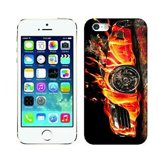 Trilmil Premium Design Back Cover Case for Apple Iphone 5 PRTI5A00636