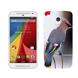 Trilmil Premium Design Back Cover Case for Motorola Moto G (2nd Gen) PRTMTG2A00443