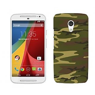 Trilmil Premium Design Back Cover Case for Motorola Moto G (2nd Gen) PRTMTG2A00111