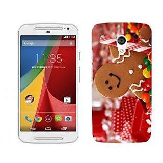 Trilmil Premium Design Back Cover Case for Motorola Moto G (2nd Gen) PRTMTG2A00216
