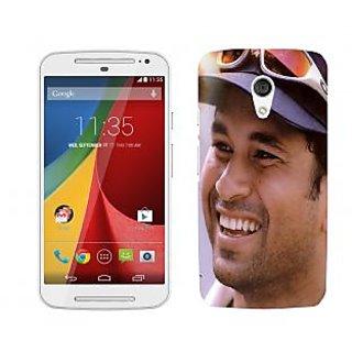 Trilmil Premium Design Back Cover Case for Motorola Moto G (2nd Gen) PRTMTG2A00010