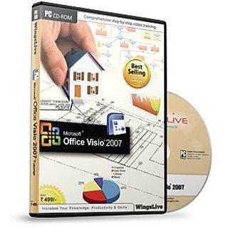Microsoft Visio 2007 Training Videos (1 CD-ROM)