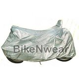 Motorcycle/Bike Cover For TVS Sports With Carry Pouch