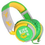 IDance KM-200 Headset (Green And Yellow)
