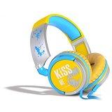 IDance KM-300 Headset (Yellow And Blue)