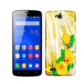 Wow Premium Design Back Cover Case for Huawei Honor 3C PNTHH3CA01741