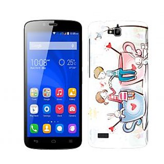 Wow Premium Design Back Cover Case for Huawei Honor Holly PNTHHollyA01251