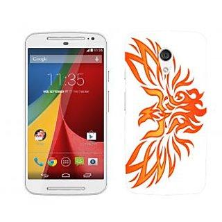 Wow Premium Design Back Cover For Motorola Moto G (2nd Gen) PNTMTG2A01872