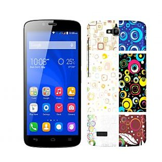 Wow Premium Design Back Cover Case for Huawei Honor 3C PNTHH3CA02177
