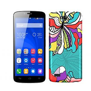 Wow Premium Design Back Cover Case for Huawei Honor 3C PNTHH3CA00334