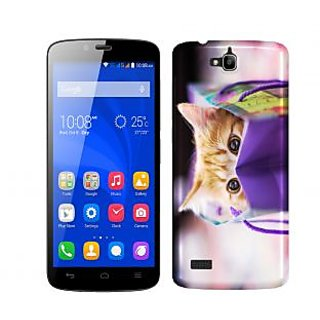 Wow Premium Design Back Cover Case for Huawei Honor 3C PNTHH3CA01268