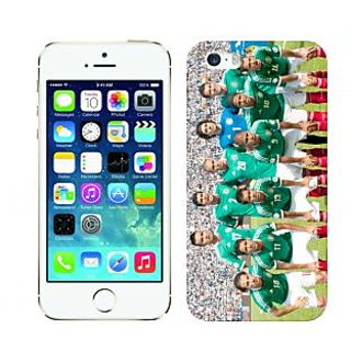 Wow Premium Design Back Cover Case for Apple Iphone 5 PNTi5A00836