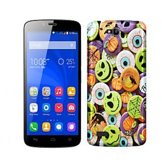 Wow Premium Design Back Cover Case for Huawei Honor 3C PNTHH3CA01721