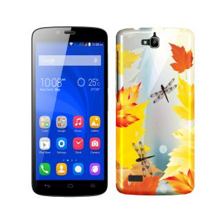 Wow Premium Design Back Cover Case for Huawei Honor 3C PNTHH3CA01886