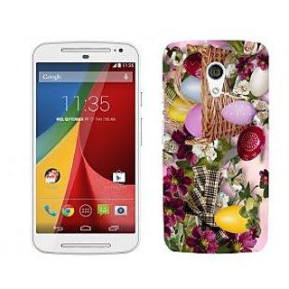 Wow Premium Design Back Cover For Motorola Moto G (2nd Gen) PNTMTG2A01891
